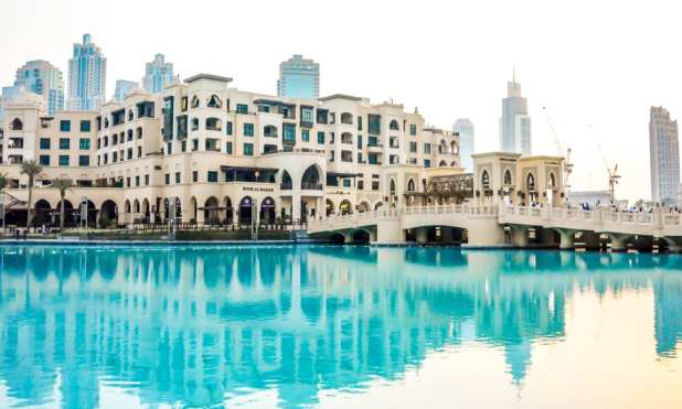 Largest Malls in the world -Dubai Mall