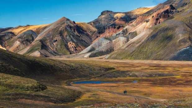Most Silent Places - Landmannalaugar