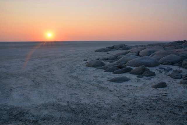 Most Silent Places - Makgadikgadi-Pans