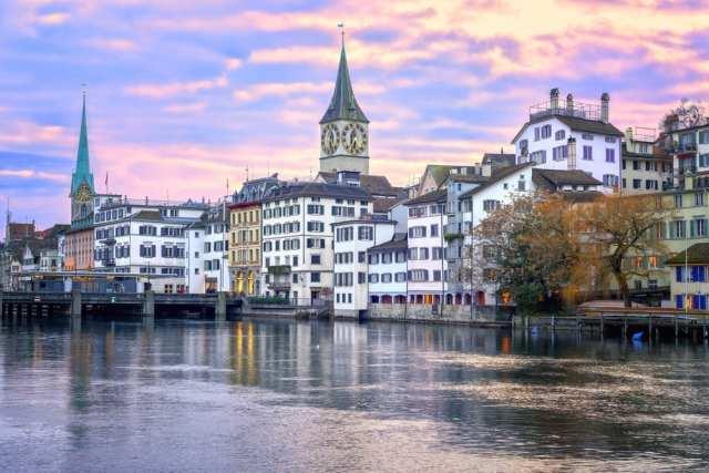 Most Silent Places - Zurich