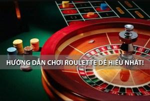 Hướng dẫn chơi Roulette rễ hiểu nhất
