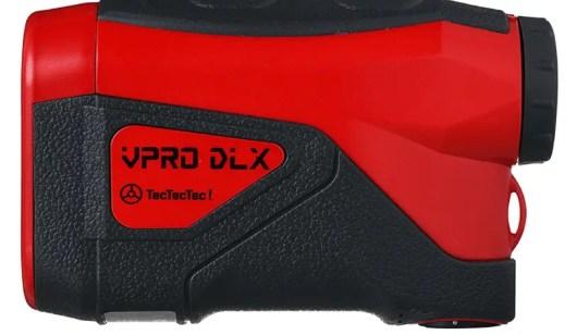 TecTecTec VPRODLX Golf laser rangefinder