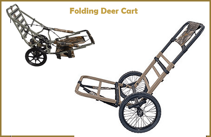 Folding Deer Cart review