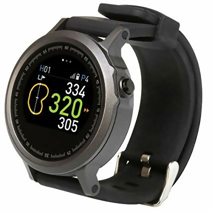 GOLF GPS WATCH: This one device will help you choose the correct club and improve your accuracy