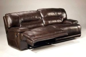 Ashley Furniture Signature Design - Exhilaration Recliner Sofa - Power Reclining Couch review
