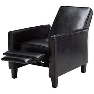 Best Selling Davis Leather Recliner Club Chair review