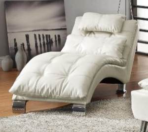 Coaster Home Furnishings Dilleston Pillow Top Chaise review
