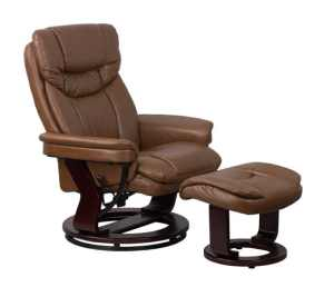 Flash Furniture Contemporary Palimino Leather Recliner review