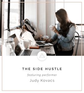 10 Talent Blog | The Side Hustle
