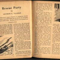 Rescue Party by Arthur C Clarke