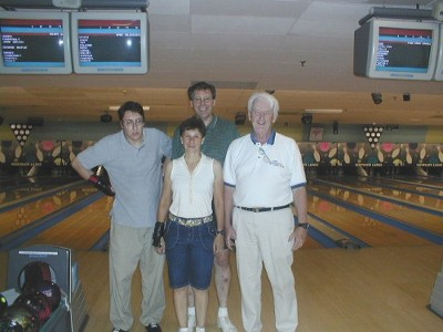Richie, Brian Shea, Ralph Marple
