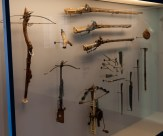 Arms on display at Ecouen