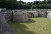 The moat at Ecouen