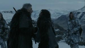 Jon_kills_Qhorin