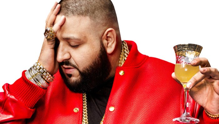DJ Khaled: Uses his actual gangster family members and friends to legitimize his coolness and justify his racial ambiguity but low-key never had a sauches sandwich in his life
