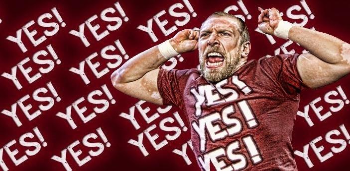 Daniel Bryan is BACK! ...