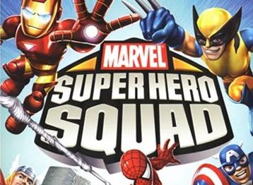 Marvel Super Hero Squad, character animation
