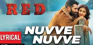 Nuvve Nuvve Song Lyrics