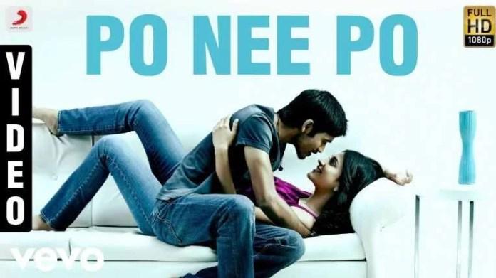 Po Nee Po Song Lyrics