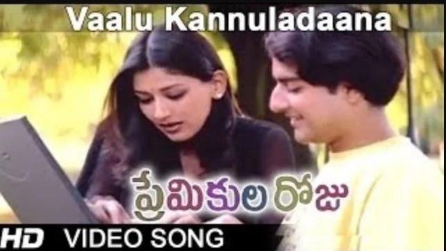Vaalu Kanula Daana Song Lyrics