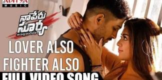 Lover Also Fighter Also Song Lyrics