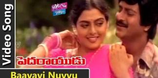 Bavavi Nuvvu Baamani Nenu Song Lyrics