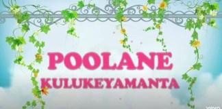 Poolane Kunukeyamantaa Song Lyrics