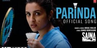 Parinda Sainas Anthem Lyrics