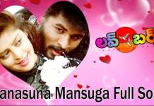 Manasuna Manasuga Song Lyrics