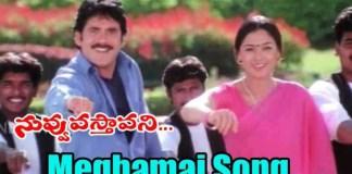 Meghmai Nenu Vachanu Song Lyrics