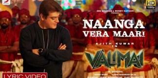 Naanga Vera Maari Song Lyrics