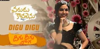 Digu Digu Naaga Song Lyrics