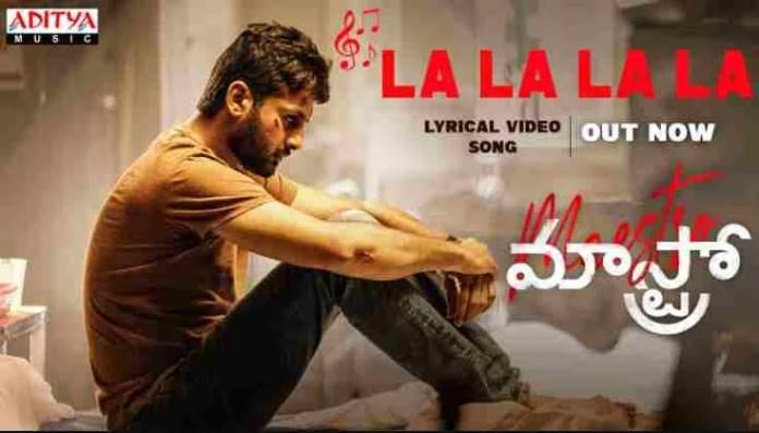 LALALA Song Lyrics