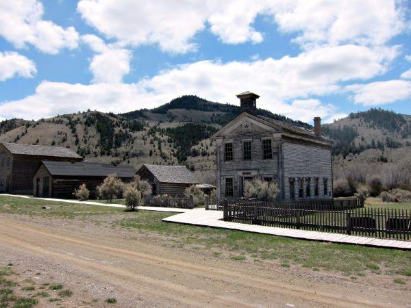 Bannack, Montana, united States