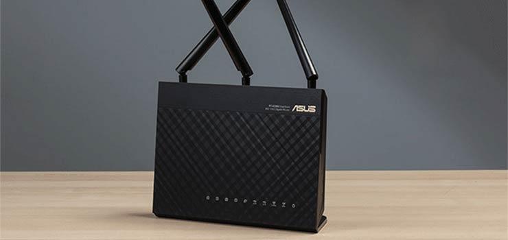 El Asus RT-N66U es uno de los routers wireless más baratos de nuestra lista. Sinceramente la etiqueta del precio es demasiado baja para la calidad estelar que ofrece este modelo.