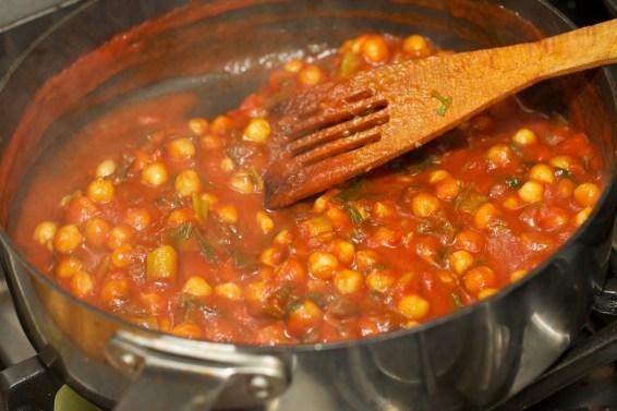 Marokkaanse gehaktballen in tomatensaus met Harissa-saus 51