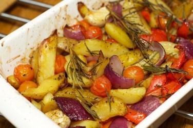 Aardappels uit de oven 16