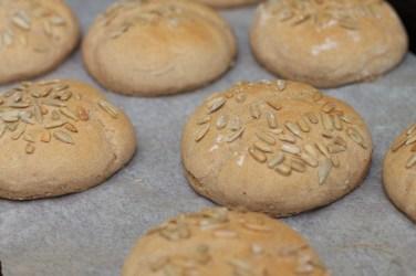 Harde broodjes 16