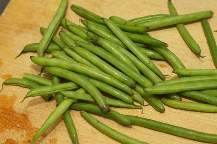 Makkelijke groentecurry 1