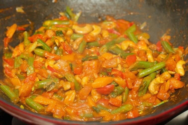 Makkelijke groentecurry 44