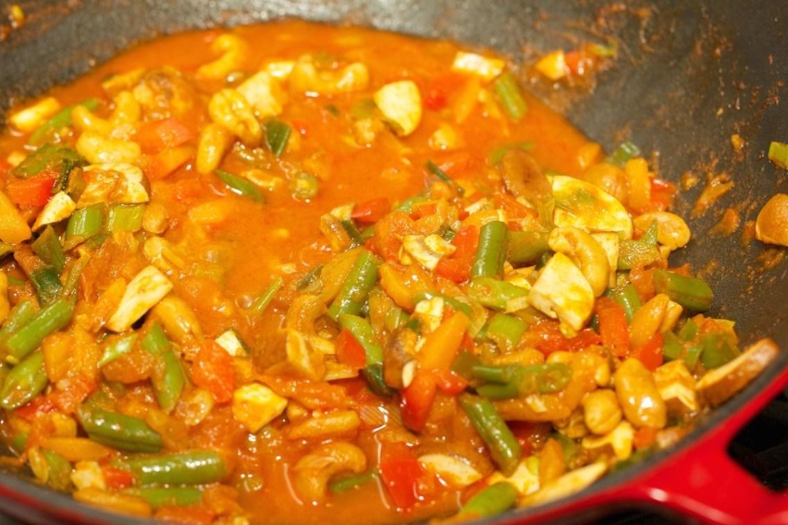 Makkelijke groentecurry 47