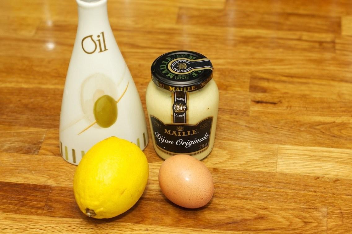 Zelfgemaakte mayonaise 1