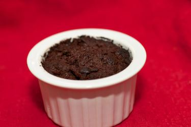 Chocoladesoufflé 59