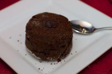 Chocoladesoufflé 60