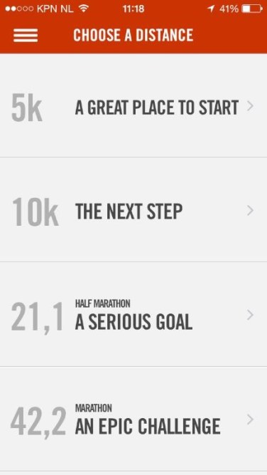 Nike Running app 12