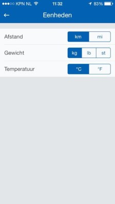 Runtastic Pro app 19
