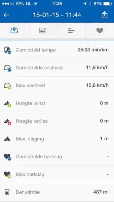 Runtastic Pro app 22