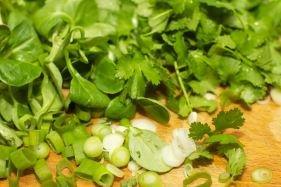 Broodje Thaise kip en gegrilde groente 27