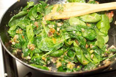 Quiche met spinazie 36