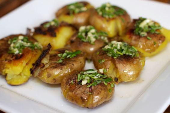 Platgeslagen aardappel 22